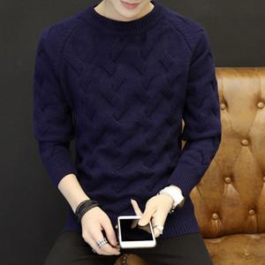 Suéter sólido Malecultivate One Morality Jóvenes estudiantes Cuello redondo Suéter de cuello alto Tendencia masculina de hombres Sudaderas con capucha Venta caliente para hombres