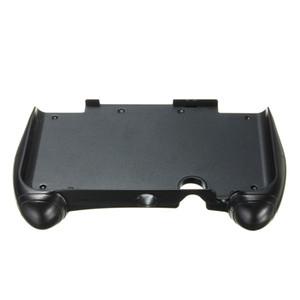 Handgriff-Prüfer-Spiel Gamepad-Klammer-Griff-Halter-Stand für NEUES 3DS XL LL Schwarzes DHL FEDEX EMS GEBEN VERSCHIFFEN frei
