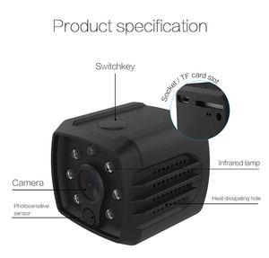 كاميرا لاسلكية واي فاي مصغرة H7 HD 1080P 720P الأشعة تحت الحمراء للرؤية الليلية كشف الحركة الكاميرا الرياضة DV DVR الأمن الرئيسية مسجل فيديو