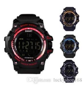 Novo smart mens relógios ex16 com marcas de topo online loja de desporto ao ar livre de saúde de rastreamento de dados monitor de relógio