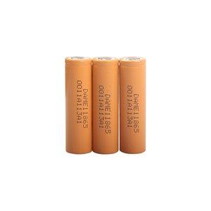 Nouveau modèle article batterie icr18650 2000mAh 3.7v rechargeable ME1 10A décharge grande batterie icr18650