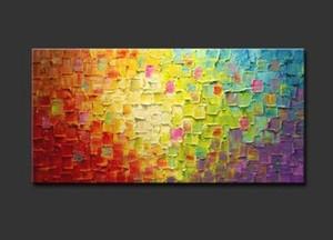 Качество HandPainted / HD Печать Огромная Современная Мода Абстрактная Живопись Маслом Wall Art Home Deco На Холсте. Несколько размеров / рамка Опции Ab262