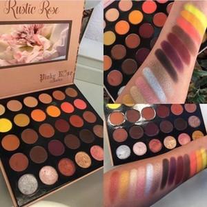 أعلى جودة ! الخنصر روز مستحضرات التجميل RUSTIC ROSE Eyeshadow 30 Colors Eye Shadow طويل الأمد ومقاوم للماء شحن مجاني سريع