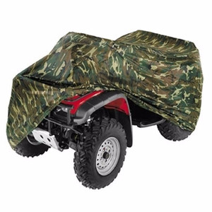 OHANEE All Size Motorcycle Cover Camouflage ATV Cover Vehicle Beach Motorcycle Case Waterproof Scooter Motorbike Cover Protector