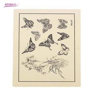 Tattoo Practice Skins für Tattoo Maschinengewehr Nadel Tinte Tipps Griffe Kits 6 Stile können wählen