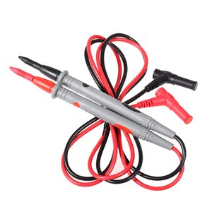 Probe Test Leads Pin Digital Oszilloskop Multimeter Test Leads für Strom Spannung Meter 20A 1000 V Nadelspitze 1 Paar