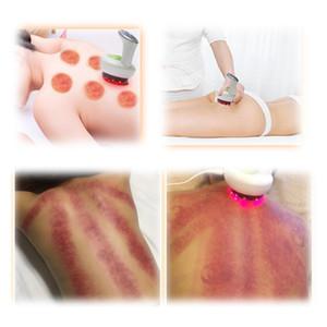 Guasha Maschine 1 Pcs Professionelle Infrarot Elektrischer Körper Abnehmen Massager Anti-Cellulite Maschine Gesundheits-Massager