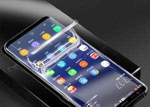3D curva morbida della protezione dello schermo per Samsung Galaxy Note9 S9 S8 Inoltre nota 8 S7 completa dell'ultimo bordo protezione della copertura della pellicola Non vetro temperato