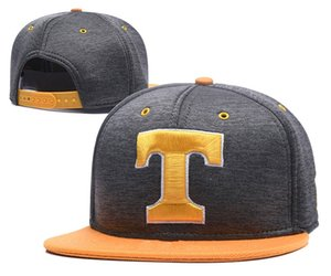NCAA Texas Longhorns Caps 2018 New College Chapeaux réglables Tous University Snapback en stock Mix Match En gros Commande Gris Orange taille unique