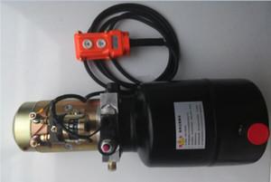 Dump-Trailer-Hydraulikaggregat 12-Quart-Pumpe mit einer Aktion Remote-Hydraulik-Hydraulikaggregat zum Pumpen von Pumpen