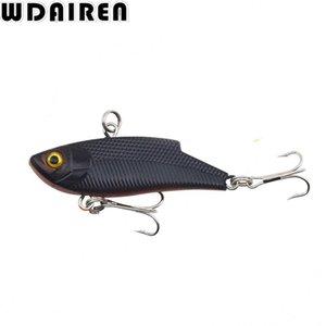 1pcs 겨울 싱킹 낚시 루어 5.5CM 10g Pesca 후크 물고기 Wobbler 태클 크랭크 베이트 인공 하드 미끼 WD-315