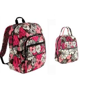 Saco de escola NWT Campus tecnologia Backpack com almoço Bag