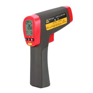 UNI-T UT302D UT302C UT302A infrared ميزان الحرارة الرقمي متر عدم الاتصال ir ليزر درجة حرارة بندقية متر المدى -32 ~ 1050 درجة