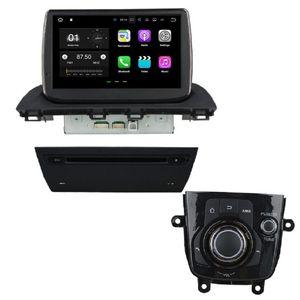 """1024 * 600 9 """"أندرويد 7.1 سيارة دي في دي راديو السيارة GPS رئيس وحدة الوسائط المتعددة لمازدا 3 Axela 2014 مع 2GB RAM بلوتوث 4G WIFI مرآة رابط"""