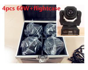 4 PZ 60 W DMX Stage Lights + Светодиодные светодиодные головки Leed Pote Moving / USA Luminums 60 W LED DJ Spot