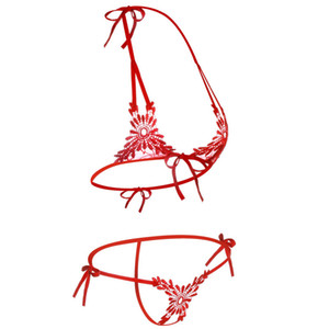섹시 브래지어 팬티 여자 란제리 이국적인 브래지어 세트 섹스 제품 오픈 브래지어 가랑이 에로틱 란제리 세트 레이스 나이트 이국적인 의상