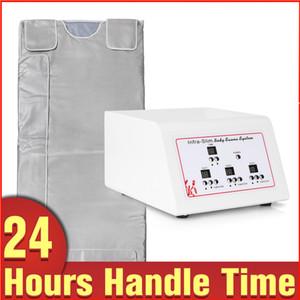 3 Zone Home Spa Far Infrared Sauna Schlankheits-Decke Weight Loss Detox Body Shaping Schönheit Instrument