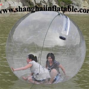 الملونة 2M القطر نفخ كرة الماء فقاعة الكرة ، كرة الماء المشي ، كرة الماء