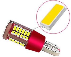 Auto Refit LED-Licht T10-3014-56 Lampe Highlight Decode Unendlichen Konstantstrom Fahrlampe W5W Marker Licht Kennzeichenbeleuchtung 20 STÜCKE