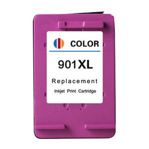 Remanufaturados Para Impressoras HP 901xl Tinteiros Officejet J4580 J4640 J4660 J4680 Impressora J4500 Inkjet Fullfill Ink