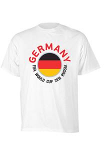 2018 월드컵 축구 티셔츠 32 국가 팀 슬로건 축구 팬 Barzil spains 독일 포르투갈 아이슬란드 세르비아 파나마 세네갈 티셔츠