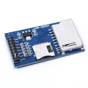 Ücretsiz kargo! 1 adet / grup SD Kart Modülü TF Kart Modülü Micro SD Geliştirme Kurulu MCU Mikrodenetleyici SPI için Arduino / 51 / AVR / ARM