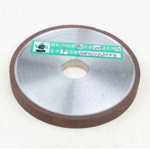 Бесплатная доставка 1 шт. Новый 100 мм Алмазный шлифовальный круг плоская-образный жесткий стальной резак шлифовальный станок для карбида металла