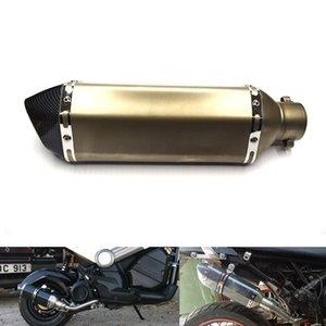 Per moto Tubo di scarico Silenziatore Exhaust Silencer db killer per Yamaha FZR YZF 600 600R R1 R6 R6 Kawasaki Ninja 300 Ninja 250 er6n
