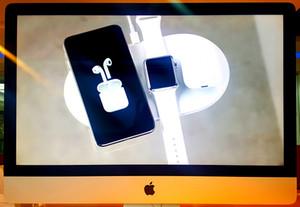 "Freies Verschiffen nach USA neu FÜR APPLE iMac 27 ""2012 2013 LED-LCD-Bildschirm LM270WQ1 (SD) (F1) / (F2) A1419 2K"