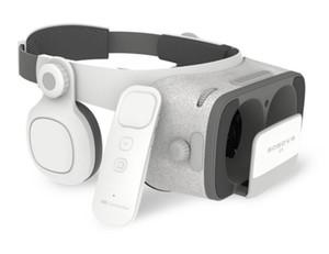 NUOVA versione globale BOBOVR Z5 Virtual Reality Headset Box VR Occhiali 3D Cartone per smartphone Daydream Pacchetto completo con controllo GamePad