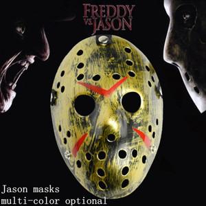 Halloween masque Freddy vs Jason mascarade masques terroriste Noël effectuant Jason masque masques festival habiller