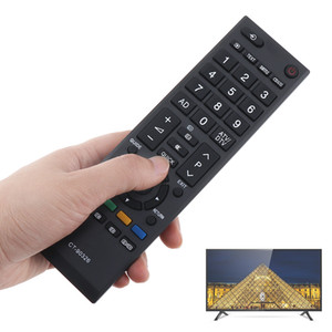 Controle Remoto Universal TV Controle Remoto Substituição com 8 M de Distância de Transmissão para Toshiba CT-90326 CT-90380 HMP_00G