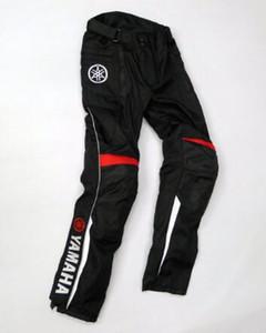 MOTOGP Profissional Corrida de calças para Yamaha Motos de Inverno de protecção equitação calças Motocross Calças com protetores