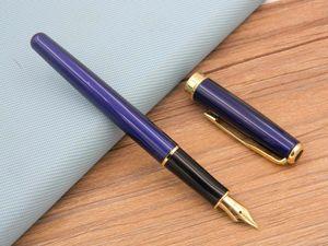 Parker Sonnet Series office Business golden blue red black поставляет подарочную металлическую авторучку