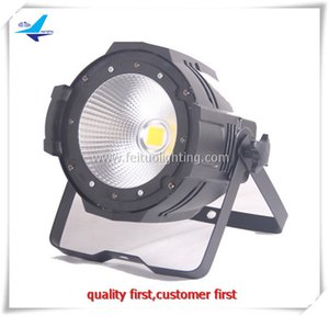 fly case8x Par 100 dmx dj 100 watt cob par rgbw led waschlicht kühles weißes licht