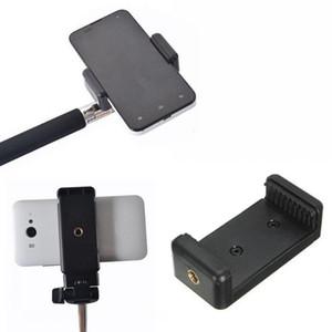 E Stil Mini Handy Kamera Stativ Ständer Clip Halterung Halter Halterung Adapter für iphone X 8 plus Samsung S8 plus Smartphone Universal