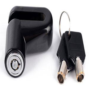 Antifurto Sicurezza Sicurezza Moto Blocco bici in acciaio Mountain Road MTB Bike Rotor Bike Rotor Wheel Wheel Lock