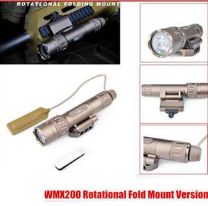 밤 진화 전술등 WMX200 회 전형 접이식 탑재 버전 NE08036