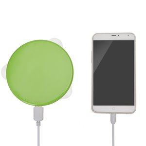 Car Use Solar power bank 5200MA Round Style fashion style high quality OEM and ODM service factory