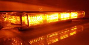 Alta qualità DC12V 52 centimetri 72 W Led auto bar di emergenza, strobe light bar per ambulanza camion della polizia ambulanza, 7 flash pattern, impermeabile