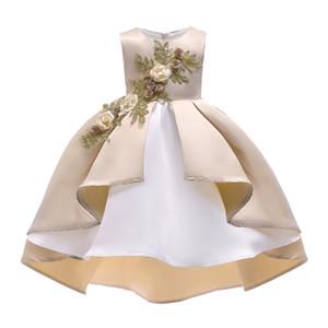 Bambini Maternità Maternità e prodotti per bambini Autunno Nuove ragazze Abiti Abbigliamento per bambini Gonne per bambini Abiti da principessa