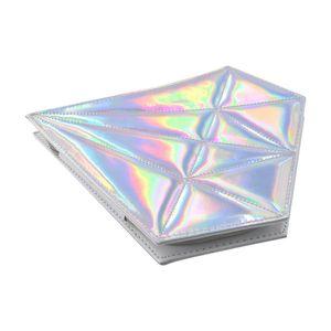 Diamond Cosmetic Bag Laser Makeup Brushes Cases Organizer Moda Borse da viaggio di stoccaggio per 5 6 7 8 9 10pcs Spazzole