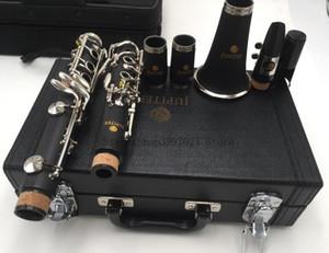 JUPITER JCL-700N Instrumentos de viento profesionales 17 Clave Clarinet Bb Tune B Instrumento niquelado plano para estudiantes Envío gratis
