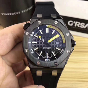 La meilleure qualité royale Oaky De Luxo Reloj Montres De Lujo en acier inoxydable Mouvement automatique mécanique Hommes Hommes Montres-bracelets
