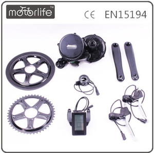 Bafang / 8fun Mid Drive Motor Central 36 V / 48 V 250/350/500/750/1000 W BBS01 / 02 / DH Controlador de Motor Crank Conversão de Bicicletas Eletric Ebike Kits