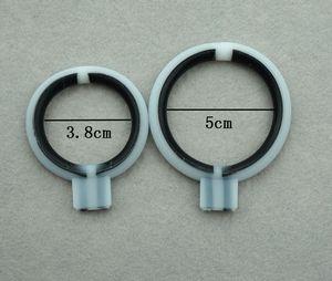 Аксессуар для кольца пульс-крана / Кольцо для пениса с электродом для машины для терапии TENS Электрошокер Секс-игрушки для мужчин