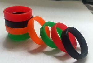 vape band бесплатно для пользовательского логотипа трафаретная печать силиконовое кольцо vape для 26 мм-28 мм танк tfv12 принц / ребенок принц 2018 дешевые новые электронные сигареты