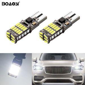 W164 T10 W5W 8 LED 3030SMD Lights Parking Sidelight Aucune erreur pour Skoda Superbe Octavia A7 A5 2 Fabia Rapid