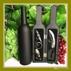 Accessori 5 Pz vino Forma Apribottiglie pratici Regali Multitools Cavatappi novità per il giorno di padri con la scatola Cucina 16 8FH ZZ