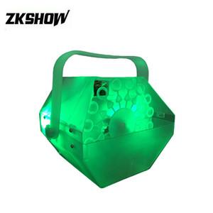 80% Discount Luces Para Discoteca 2*3W RGB 3IN1 Mini LED Bubble Machine Professional DJ Disco Party Wedding Stage Lighting Effect Fixture